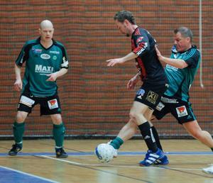 Jonas Svanberg var en av ÖFK:s bästa.
