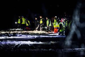 I mitten av januari letade Missing people efter försvunne Johan Mimon i Bergvik. Han hittades av Missing people avliden efter några dagars sökande.