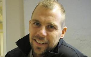 -- Träning är guld värt, säger Patrik Schultz, årets företagare i Falun.FOTO: ROLAND ENGVALL