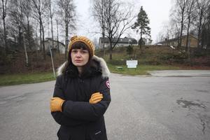 Sheila Imamovic Skog (MP) tycker att företaget som driver asylboendet gjort fel.