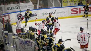 SSK föll igen mot Västervik - för tredje gången den här säsongen.