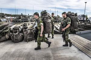 Bristyrke. Försvarsmakten fortsätter att ha problem med att rekrytera.