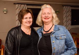 Carina Larsson och Sussanne Brandström: