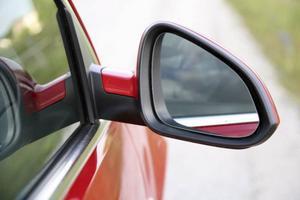 Små fönster baktill ger tillsammans med små backspeglar en rätt dålig runtomsikt.Foto: Rolf Gildenlöw/TT