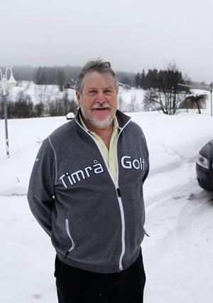 Gunnar Grönberg, ordförande i Hässjö byfiberförening, är glad över beslutet som gör att landsbygden kommer närmare möjlighet till snabb uppkoppling.