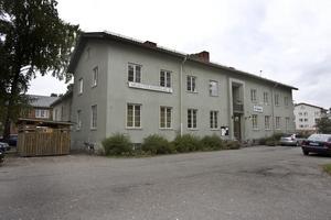 Valbo kommunalhus.