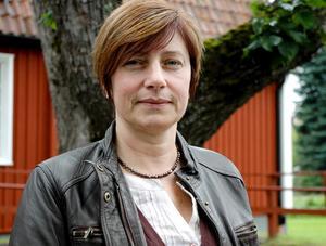 Ewa-Leena Johansson, styrelseordförande för Örebro länsteater.