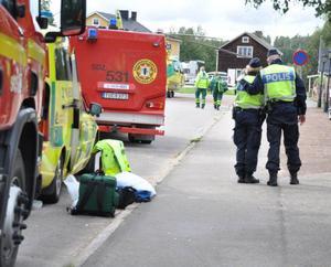 Dödsolyckan i Lillhärdal satte hela samhället i chock.