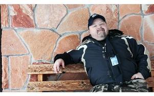 Kalle Moraeus har länge haft tankar om ett eget teveprogram -- och nu blir de verklighet. Programmet spelas in vid Orsa camping i juni och sänds i SVT på sensommaren.ARKIVFOTO: ANNIKA BJÖRNDOTTER