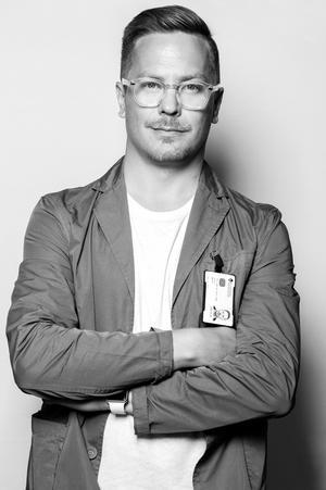 Jonas Wallin, Region Västmanland.