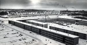 Bjurhovda 4 december 1969.