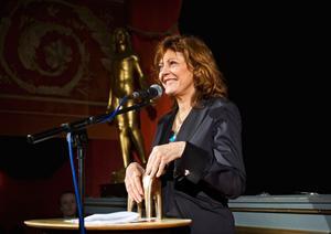 Susan Sarandon mottog i lördags Stockholms filmfestivals pris för sitt livsverk inom filmen - ett livsverk som omfattar över 60 filmer.
