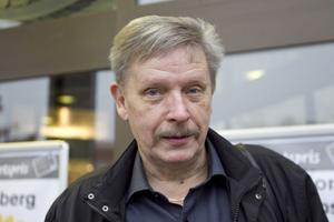 Sven-Olov Eriksson, 65 år, Ljusdal: – Om jag ska vara ärlig, ja det händer. Men jag har varit med om många avkörningar och hade jag haft bälte då, då hade jag inte stått här.