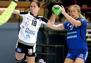 I går stod det klart att  Elin Lindén (nummer 18) återvänder till VästeråsIrsta från danska FC Midtjylland. På tisdagen presenterades nästa nyförvärv: Olivia Gemmel.
