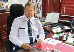 Åke Broman förbundsdirektör Mälardalens brand- och räddningsförbund MBR säger att de fortfarande är intresserade – men att det kommer att innebära kostnader för Västra Mälardalens kommunalförbund att  nå upp till den kvalitetsnivå MBR kräver.