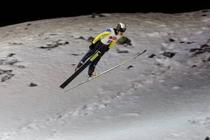 Friska Viljors Carl Nordin får sikta mot OS om fyra år. Foto: MARIA EDSTRAND/ARKIV