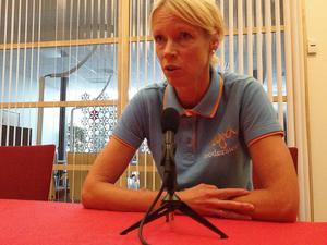 Saila Quicklund (M) har suttit i riksdagen sedan 2010. Hon kandiderar för ytterligare en mandatperiod.