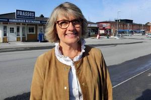 Maria Söderberg (C) kommunalråd i Krokom.