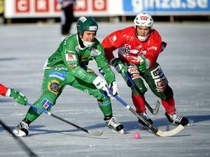 Pekka Rintala här i Västerås-tröjan.