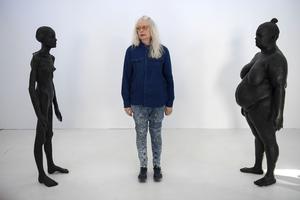 Konstnären Marianne Lindberg De Geer aktuell med