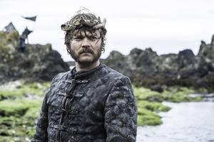 Pilou Asbæk spelar piraten Euron Greyjoy i