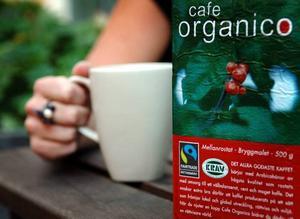 Tänk hur mycket godare ett rättvisemärkt kaffe är!