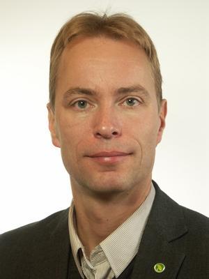 Jonas Eriksson, 43, riksdagsledamot från Örebro.