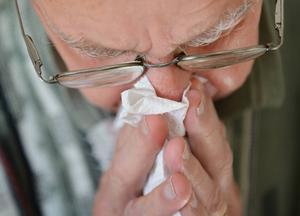Tiotals västernorrlänningar kommer att dö av influensa i onödan i vinter.