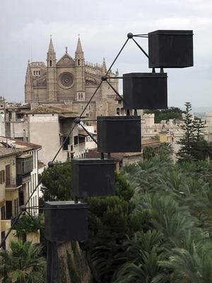 Katedralen i Palma, en av Europas främsta gotiska mästerverk.