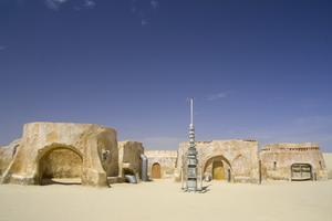 Upplev Star Wars-miljöer - i Tunisien.