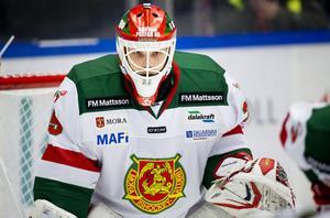 Moras Christian Engstrand var på hugget med två hjälmräddningar.