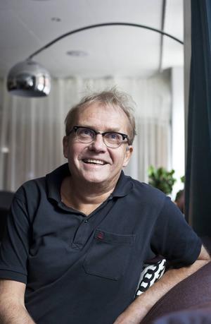 Lars Sillrén, vd för Storsjöyran.