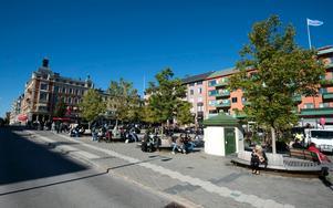 Våghustorget i Örebro.