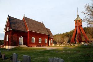 2010 utfärdades rikslarm sedan flera ovärderliga kyrkoföremål stulits från Tidersrums kyrka i Kisa. Nu ska en särskild grupp inom polisen utreda just kulturarvsbrott. Arkivbild.