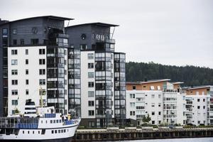 Även om priserna har ökat mer i Timrå och Sundsvall är det dyrare att köpa bostadsrätt i Örnsköldsvik, där priset per kvadratmeter är högre än i resten av Västernorrlands län.