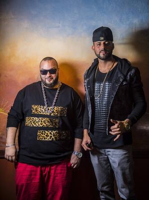 Medina har släppt musik tillsammans sedan 2002.
