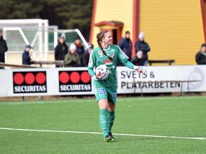 Lina Lundqvist, Kvarnsvedens IK.