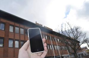 Mobilnätet byggs ut i hela länet. I Ånge kommun har en ny mast sedan tidigare byggts i Haverövallen.