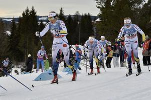 Stina Nilsson, Jonna Sundling, Jennie Öberg och Anna Haag