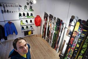 6 december öppnar Henrik Westling sportbutiken Fjellpuls på Biblioteksgatan. En butik specialiserad på utrustning för topptur, skidalpinism och trailrunning.