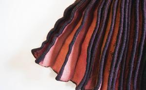 Textil, detalj.