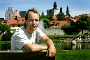 Jonas Eriksson invald i Miljöpartiets partistyrelse