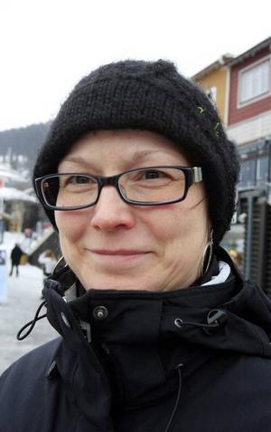 Terhi Granberg, Örnsköldsvik:– Nej. Jag hade redan tänkt att jag ska semestra i Sverige.