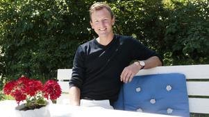 Laddar upp. Lerduveskytten Henrik Jansson åker till Granada för att träna inför VM som hålls där i september.