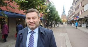 Dalariksdagsmannen Peter Helander från Mora åker till USA för att lära av presidentvalskampanjen.