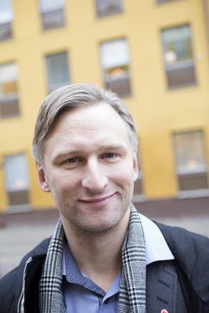 Jörgen Edsvik (S) röstade inte i EU-valet.