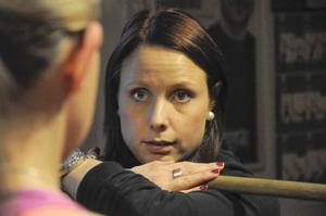 Personlige tränaren Anna Ullström får allt fler kunder.