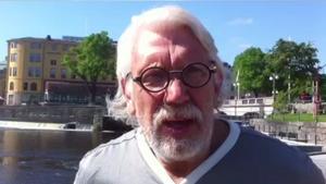 Mats Nilsson, projektledare för Open art.