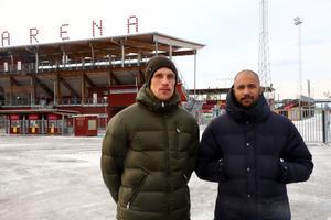 Bobo Sollander och Aly Keita stannar i ÖFK.