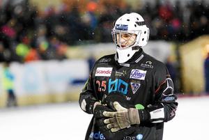 Niklas Prytz har inlett säsongen starkt – men är inte säker på att han är förstavalet mot Sirius.
